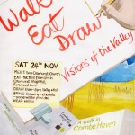 Poster for Walk Eat Draw