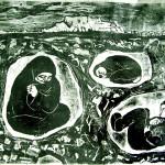 Undergraound poetry - Bam earthquake